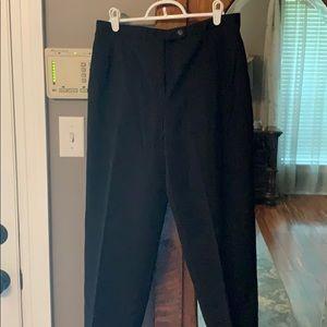 Linen trousers, petite